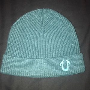 True Religion Dark Teal Bennie